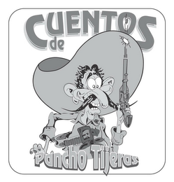 mark for CUENTOS DE PANCHO TIJERAS, trademark #77259249