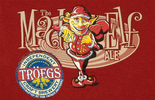 mark for THE MAD ELF ALE TRÖEGS INDEPENDENT CRAFT BREWERY HANDCRAFTED BY THE TROEGS BROTHERS PENNSYLVANIA, trademark #77259653