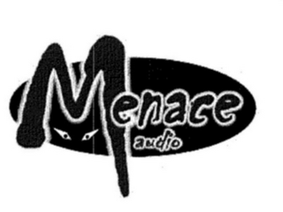 mark for MENACE AUDIO, trademark #77260356
