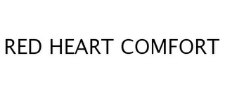 mark for RED HEART COMFORT, trademark #77261396
