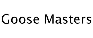 mark for GOOSE MASTERS, trademark #77261719