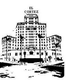 mark for EL CORTEZ, trademark #77264591