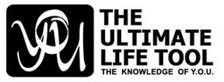 mark for YOU THE ULTIMATE LIFE TOOL THE KNOWLEDGE OF Y.O.U., trademark #77266185