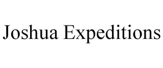 mark for JOSHUA EXPEDITIONS, trademark #77267588