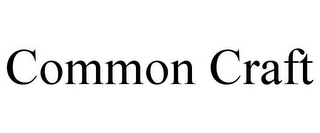 mark for COMMON CRAFT, trademark #77269725