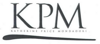 mark for KPM KATHERINE PRICE MONDADORI, trademark #77271113