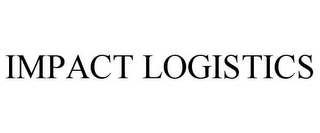 mark for IMPACT LOGISTICS, trademark #77271652
