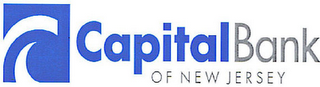 mark for CAPITAL BANK OF NEW JERSEY, trademark #77271660