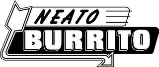 mark for NEATO BURRITO, trademark #77271810