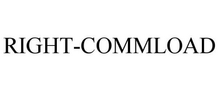 mark for RIGHT-COMMLOAD, trademark #77272154