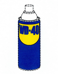 mark for WD-40, trademark #77272436