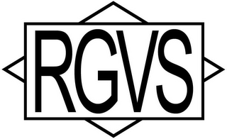 mark for RGVS, trademark #77272906
