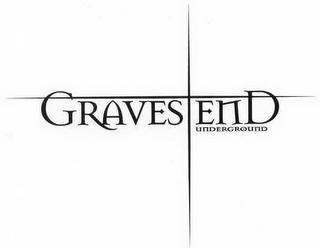 mark for GRAVES END UNDERGROUND, trademark #77272937