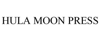 mark for HULA MOON PRESS, trademark #77273664