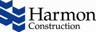 mark for HARMON CONSTRUCTION, trademark #77274647