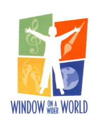 mark for WINDOW ON A WIDER WORLD, trademark #77276170