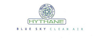 mark for HYTHANE BLUE SKY CLEAN AIR, trademark #77277994