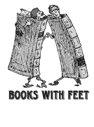 mark for BOOKS WITH FEET, trademark #77278070