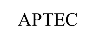 mark for APTEC, trademark #77279815