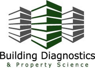 mark for BUILDING DIAGNOSTICS & PROPERTY SCIENCE, trademark #77282107