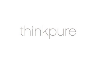 mark for THINKPURE, trademark #77282269