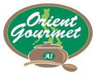 mark for ORIENT GOURMET AI, trademark #77285040