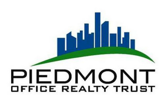 mark for PIEDMONT OFFICE REALTY TRUST, trademark #77285101