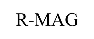 mark for R-MAG, trademark #77285283