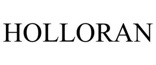 mark for HOLLORAN, trademark #77286010