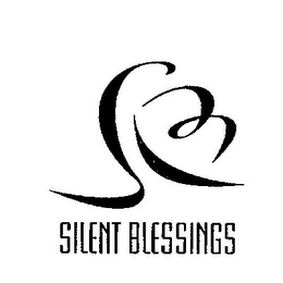 mark for SB SILENT BLESSINGS, trademark #77286187