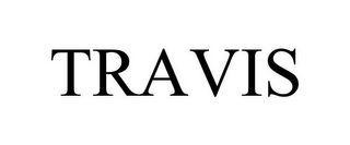 mark for TRAVIS, trademark #77286740