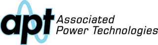 mark for APT ASSOCIATED POWER TECHNOLOGIES, trademark #77286986
