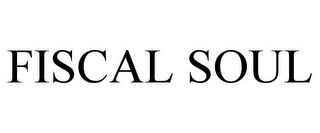 mark for FISCAL SOUL, trademark #77289729