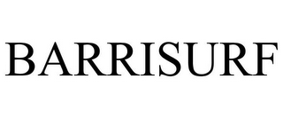 mark for BARRISURF, trademark #77289731