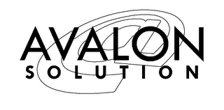 mark for AVALON SOLUTION @, trademark #77291423