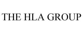 mark for THE HLA GROUP, trademark #77291635