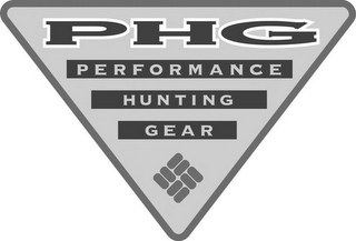 mark for PHG PERFORMANCE HUNTING GEAR, trademark #77291814