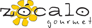 mark for ZÓCALO GOURMET, trademark #77292373