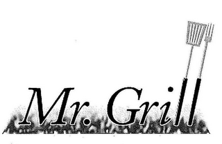 mark for MR. GRILL, trademark #77293486