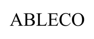 mark for ABLECO, trademark #77294251