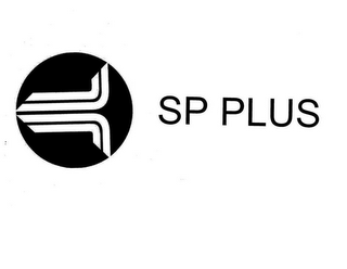 mark for SP PLUS, trademark #77295435