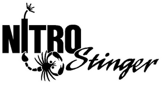 mark for NITRO STINGER, trademark #77298346