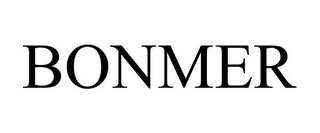 mark for BONMER, trademark #77298460