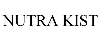 mark for NUTRA KIST, trademark #77298871