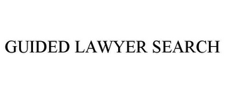 mark for GUIDED LAWYER SEARCH, trademark #77299148