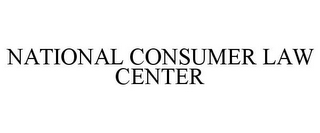 mark for NATIONAL CONSUMER LAW CENTER, trademark #77300892