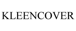 mark for KLEENCOVER, trademark #77301288