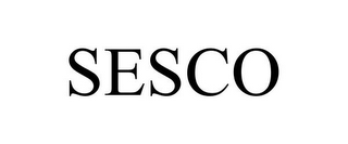 mark for SESCO, trademark #77301965