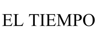 mark for EL TIEMPO, trademark #77305101