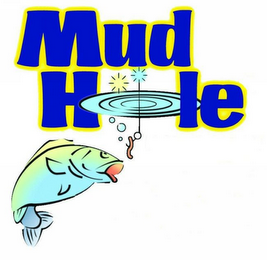 mark for MUD HOLE, trademark #77306098